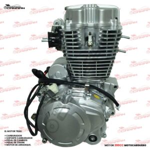 Motor-moto-carguero-cc-200